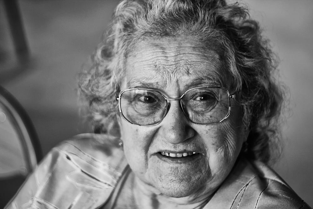 Ma grand-mère > Schizophrénie dans la peau