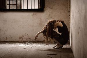 Isolement d'un schizophrène