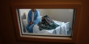hospitalisé