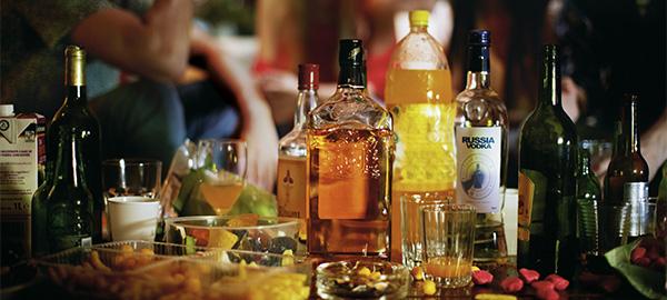 Alcool et schizophrénie