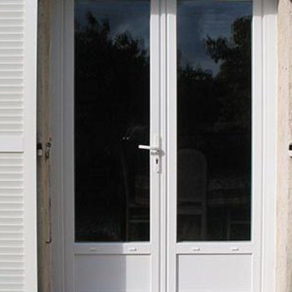 porte fenêtre